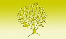 Elk blad ademt de boom tot leven